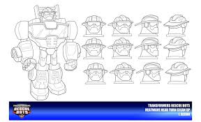 Small Picture Rescue Bots Coloring Pages Printable