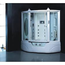 steam shower jacuzzi whirlpool tub combo with lcd tv best whirlpool tub shower combo