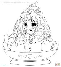 Chibi Anime Girl Coloring Pages Cute 2019 20 Page Best Of