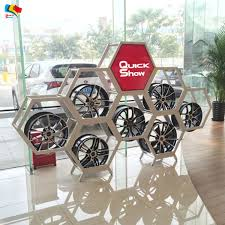 Alloy Wheel Display Stand Wheel And Tire Display Rack Wheel And Tire Display Rack Suppliers 52