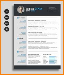 011 Modern Resume Template Microsoft Word Free Download Yolar