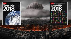 economist cover the world in 2018 we reveal the terror hidden secrets on the cover