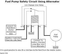thesamba com bay window bus view topic this fuel pump relay Wiring Diagram For Fuel Pump Relay image may have been reduced in size click image to view fullscreen wiring diagram for an electric fuel pump and relay