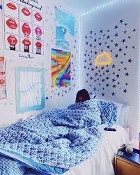 neon cloud preppy room room ideas