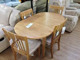 Class Wooden Extending Dining Table And Chairs Oval Shape Lighting Sofa  Interior Design Decoration Minimalis Simple