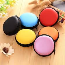 1Pc Hold Case <b>Storage Carrying Hard Bag</b> Box for Earphone ...