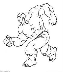 Kids N Fun 77 Kleurplaten Van Hulk