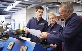 best jobs out a college degree  industrial machinery mechanic