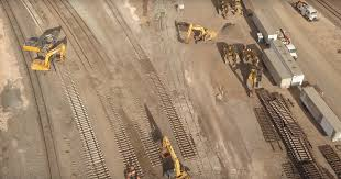 Bnsf Organizational Chart Bnsf Railway Opens Fourth Main Track Through Needles Calif