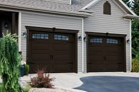 is it better to have one double residential garage door i e 16 ft 4 9 m wide or to have 2 single doors garaga