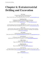 Ucs Spirit Pole Flex Chart Chapter 6 Extraterrestrial Drilling And Excavation