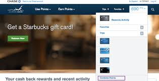 how to bine ultimate rewards points