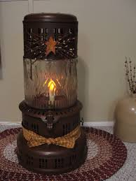 How To Light A Kerosene Heater I Have A Love For Decorating With Antiques This Glass
