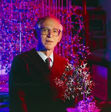 Science Source - Sir Aaron Klug, molecular biochemist