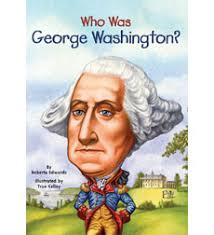 The Poppins Book Nook theme for this month was presidents. I asked Hailey which president she wanted to learn more about and she picked George Washington. - 9780448448923_xlg