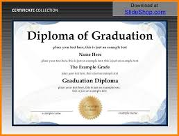 8 Diploma Sample Certificate Dragon Fire Defense
