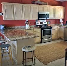 antique white kitchen makeover general finishes design center
