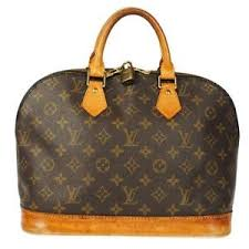 louis vuitton used bags. louis vuitton alma bags used