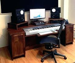 workstation desk home studio desk great piano on home studio ideas piano furniture