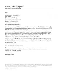 Resume Cover L Spectacular Cover Letter Format For Resume Sample