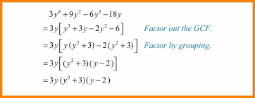 factor form definition 15 grouping factoring mucho bene