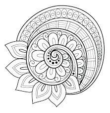 Mandalas Coloring Pages Pdf Mandala Coloring Pages Inspirational