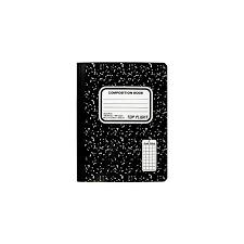 Graph Paper Composition Book Schoolbox Kits