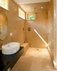 Creative Small Bathroom Walk In Shower Designs Showers For