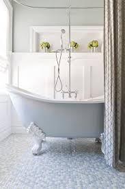 san francisco old fashioned bathtub bathroom traditional with penny tiles foot bathtubs wood molding