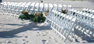 beach wedding chairs. White Beach Wedding Chairs D