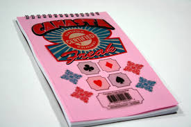 Certified Canasta Freak Score Pad - 50 Sheets - Card Playing World