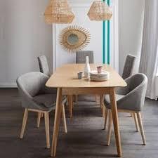 suspension en chanvre naturel yaku dining table