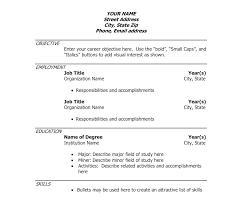 Google Doc Resume Template Impressive Drive Resume Template Google Docs Sample Curriculum Vitae Examples