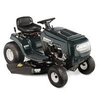 bolens riding mower