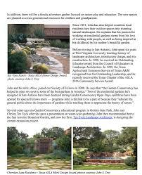 Landscape Design San Antonio Texas Press John S Troy Landscape Architect