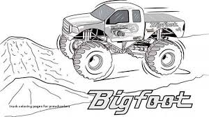 Monster Truck Blaze Coloring Pages Luxury New Printable Monster
