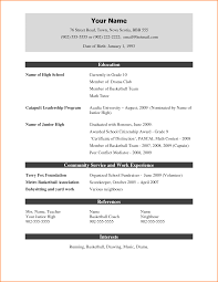 Bunch Ideas Of A Good Resume Template Media Strategist Sample