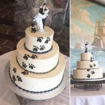 Funny Wedding Cake Toppers Dogs Year Of Clean Water