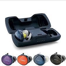 <b>Bose SoundSport Free TWS</b> Earbuds Sweatproof Sport Earphones ...