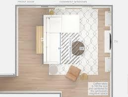 how to arrange furniture like a
