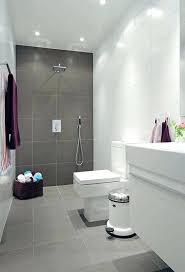 gray and white bathroom gray shower tile gray bathroom tile white vanity