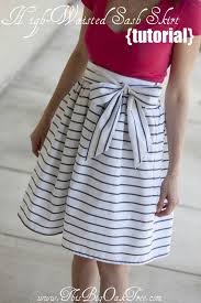 Simple Skirt Pattern With Elastic Waist Magnificent Decorating