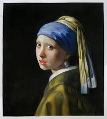 girl with a pearl earring art travel books view larger