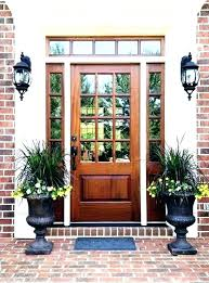 glass panels for front doors front door with glass panel moderndaymothersinfo wooden front door with glass