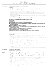 Utilization Review Nurse Resume Utilization Management Resume Samples Velvet Jobs