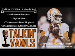 Tennessee Vols Depth Chart 2018
