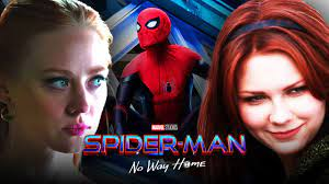 Spider-Man's Kirsten Dunst Spotted at ...