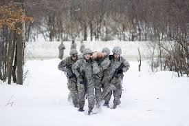 Soldiers Can Mix Camo Patterns For Cold Weather Gear