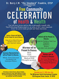 Community Event Offers Free Wellness Knowledge And Bbq Too