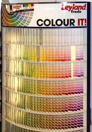 Leyland Emulsion Colour Chart Leyland Paint Colour Chart Best Picture Of Chart Anyimage Org